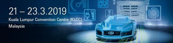 Automechanika Kuala Lumpur 2019 opens today